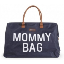 Childhome Mommy bag groot marineblauw