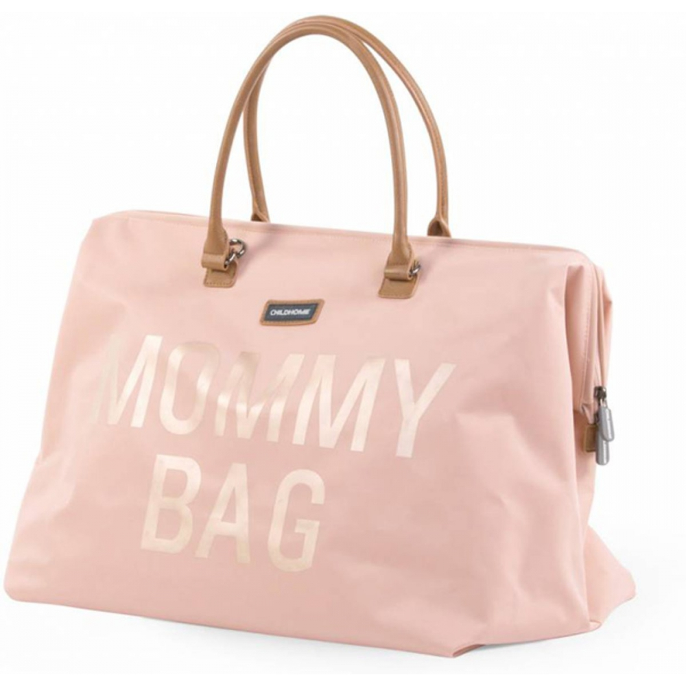 Chidlhome Mommy Bag groot roze