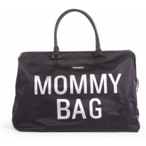 Childhome Mommy bag groot zwart