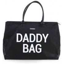 Childhome Daddy bag groot zwart