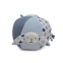 Little Dutch Konijn Mixed Stars Blauw Bal