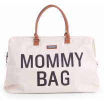 Childhome Mommy bag groot - ecru
