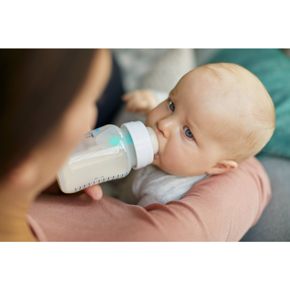 Philips Avent SCF813/14 - Babyfles (260 ml) Antikrampjes