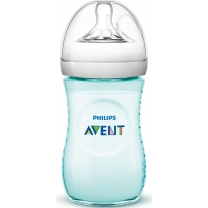 Philips Avent Natural SCF693/15 - Babyfles (260 ml) met