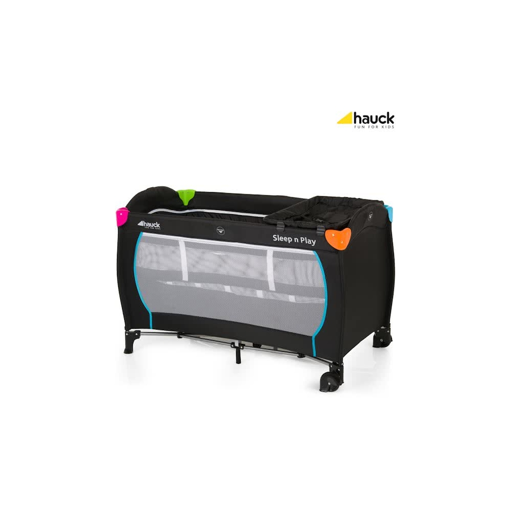 Hauck Sleep'n Play Center - Campingbedje - Multicolor Bl