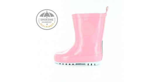 Shoesme Shoesme Meisjes Rubber laarzen Rose Maat 27 Babyoutlet
