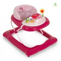 Hauck Player - Loopstoel - Minnie Pink II