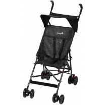 Safety 1st Peps + Canopy - Buggy - Splatter Black