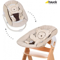 Hauck Alpha Newborn bouncer 2 in 1 - Wipstoeltje - Heart