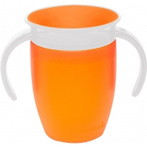 Miracle trainer cup/oefenbeker oranje