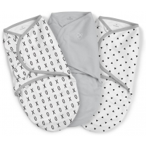 SwaddleMe Original Swaddle 3-pack XO small