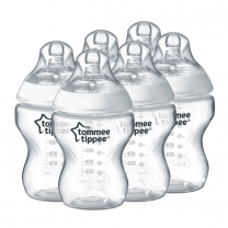 Tommee Tippee - Closer to nature - zuigfles 260 ml 6-pac