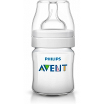 Philips Avent Classic+ SCF560/17 -fles 125 ml speen 0m+