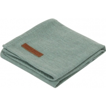 Little Dutch Swaddle doek 120 x 120 - pure mint
