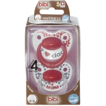 Bibi Happiness Duo Premium Mum/Dad 0-6