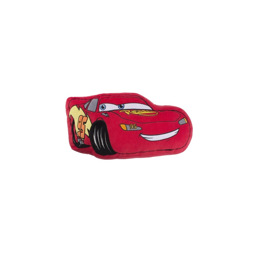 Cars Zoom - Kussen - 39 x 21 cm - Rood