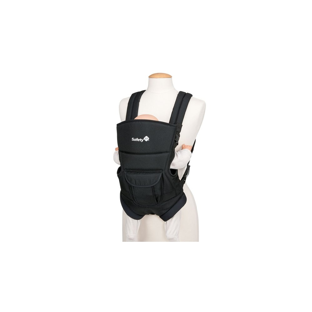 Safety 1st - Buikdrager Youmi - Full Black - 2014