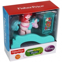Fisher Price Disney Little People Klip Klop Ariël