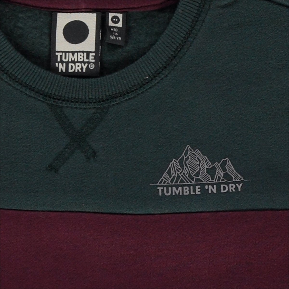 Tumble 'n Dry Sweater Otte - Pine Tree - Maat 110
