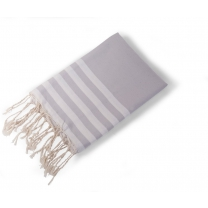 Childwood babydoek light grey 80x100