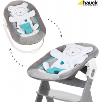 Hauck Alpha Newborn bouncer 2 in 1 Wipstoeltje Hearts