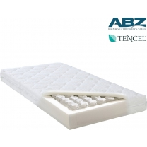 ABZ Kindermatras Kangoeroe 70x140x13cm (Pocket Tencel HR