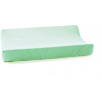 Cottonbaby Velours - Aankleedkussenhoes - Mint