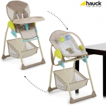 Hauck Sit'n Relax Multi Dots sand