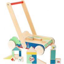 "Bouwstenen babywalker ""Move it!"" collectie"