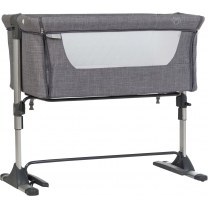 "PERICLES Co-sleeper ""Co-dodo"" Grey (anti-reflux)"