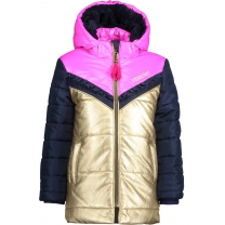 Kidz-Art Winterjas Gold - Maat 122/128