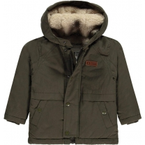 Tumble 'N Dry Winterjas Eskaya - Green Dark - Maat 92