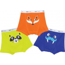 Zoocchini boxers boy Orange Multi 3 st. 3-4Y