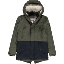 Tumble 'N Dry Winterjas Vick - Green Dark - Maat 104