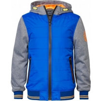 Petrol industies Two-tone Hooded jacket - maat 140