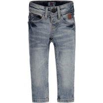 Tumble 'n dry Jeans FRANC Denim Bleach - Maat 80
