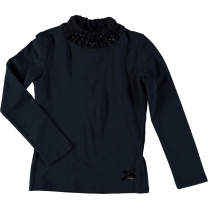 Le Chic T-shirt - blue navy - Maat 104