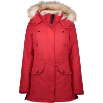 Cars Jeans Winterjas CORALLIA Poly Red - Maat 152