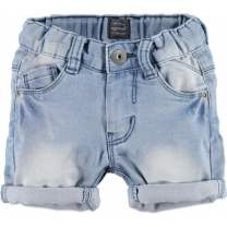 Babyface Short - BLUE DENIM - Maat 92