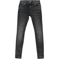 Cars Jeans Jog Jeans Throne Black Used - Maat 170
