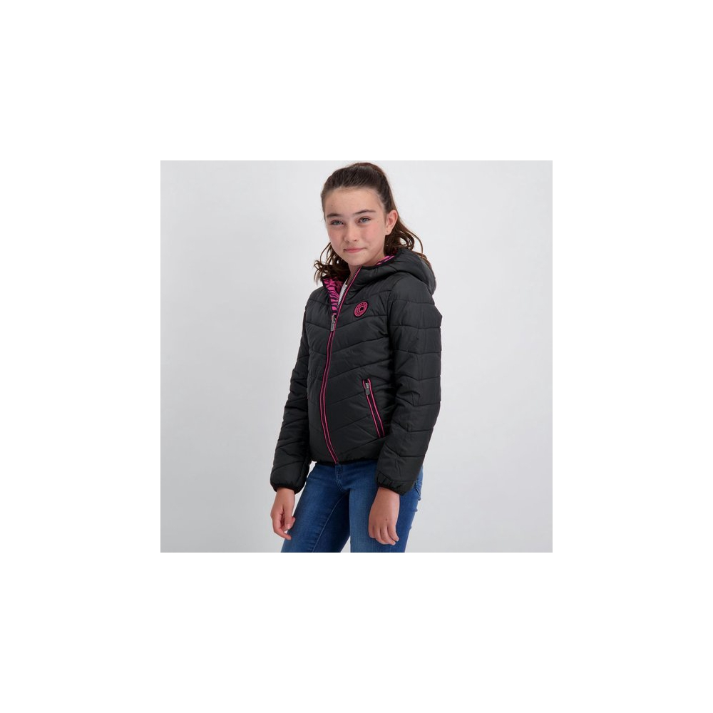 Cars Jeans Kids RIVA Nylon Black - Maat 152
