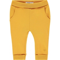 Noppies Pants jersey Humpie - Honey Yellow - Maat 62