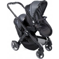 Chicco Duo Kinderwagen - Fully Stone Black