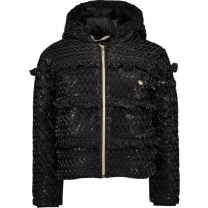 Le Chic Winterjas - Black - Maat 152