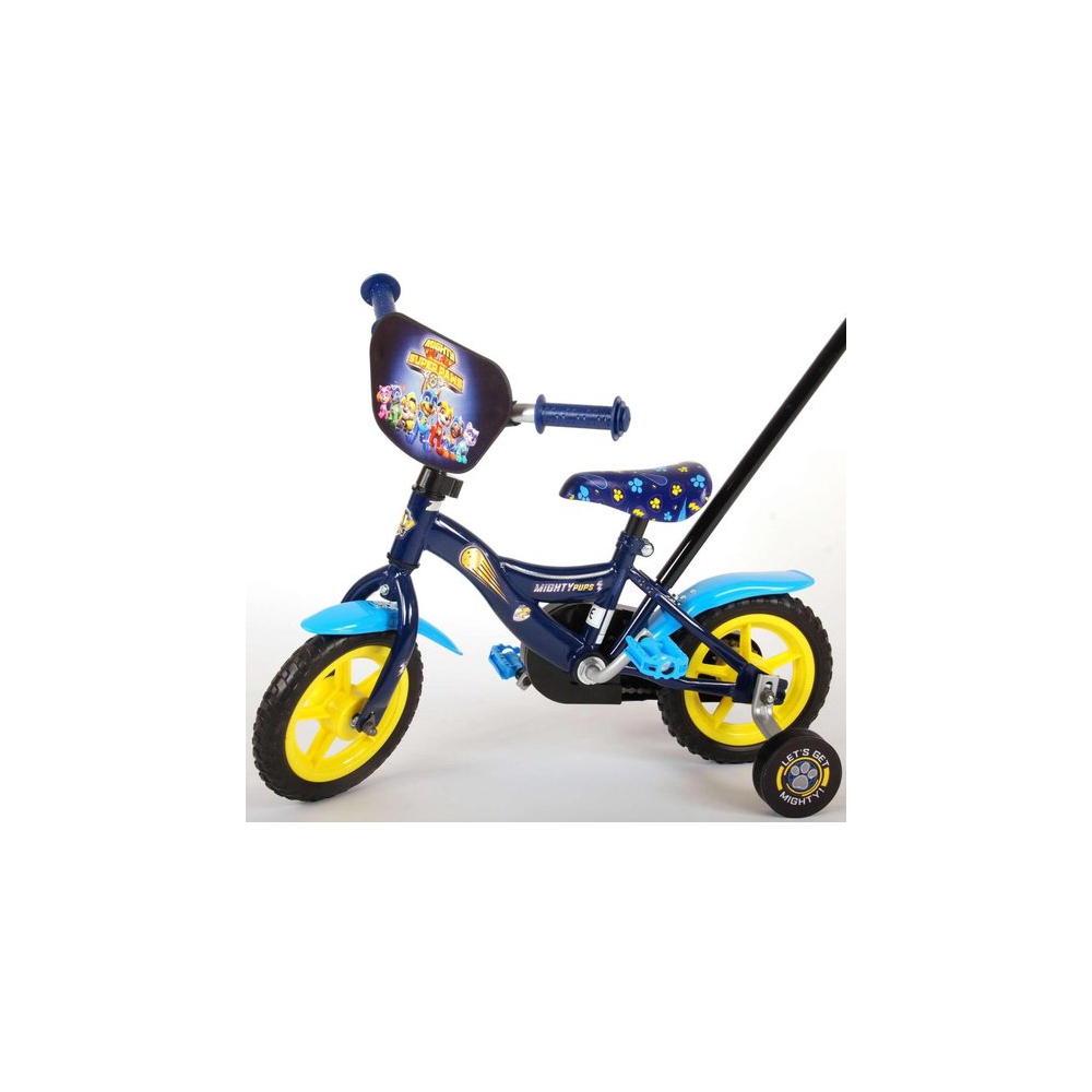 Paw Patrol Mighty Pups kinderfiets 10 inch