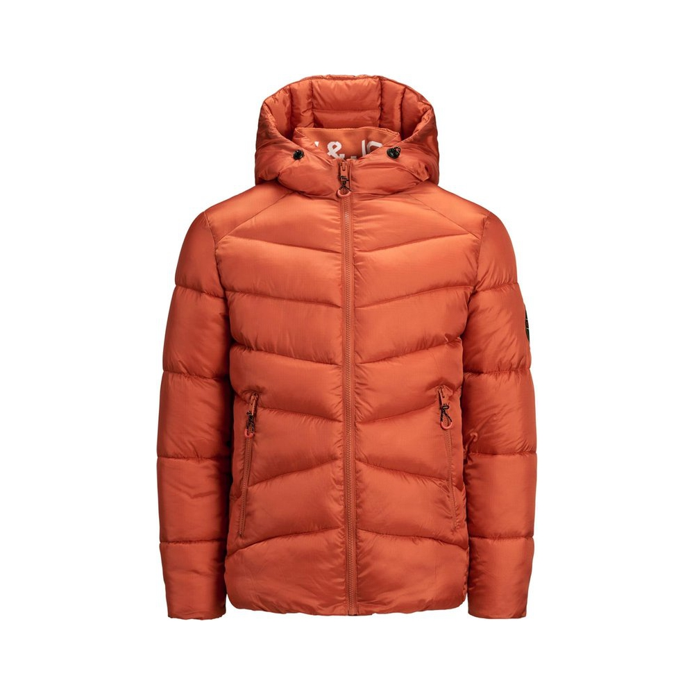 Jack & Jones Puffer Jorander - Orange - Maat 152