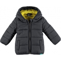 Babyface boys jacket - dark grey - Maat 74