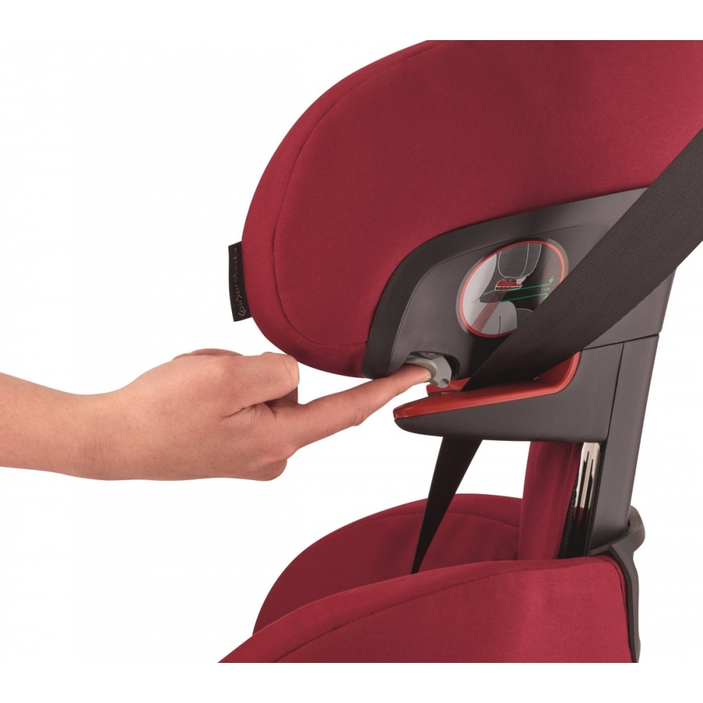 2bfaca051d9 Maxi Cosi outlet Rodifix Air Protect - Autostoel - Black Raven - Babyoutlet