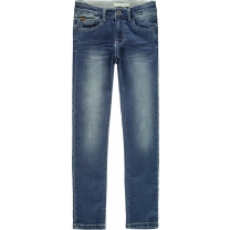 Name It Jeans Theo - blauw - Maat 158