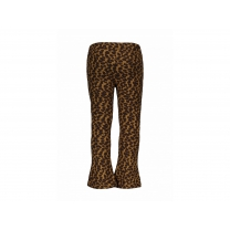 Like Flo dot Jacquard Flare Pants - Maat 134